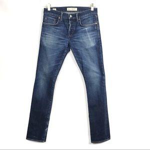 GAP Skinny Fit Jeans Kaihara Japanese Selvedge